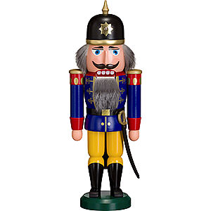 Nutcrackers Soldiers Nutcracker - Soldier Blue - 36 cm / 14 inch