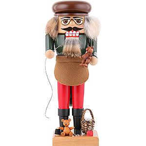 Nutcrackers Professions Nutcracker - Teddy Bear Maker - 25 cm / 9.8 inch