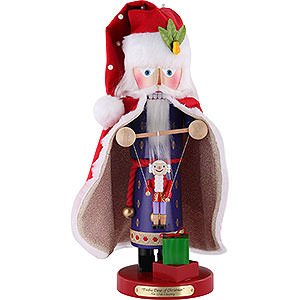 Nutcrackers Santa Claus Nutcracker - Ten Lords Leaping - Limited Edition - 45 cm / 17.7 inch