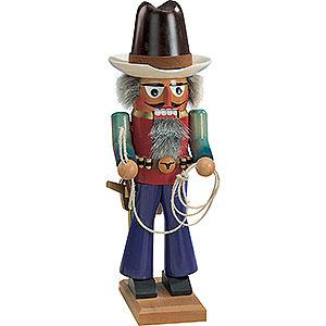 Nutcrackers Misc. Nutcrackers Nutcracker - Texas Man - 40 cm / 16 inch