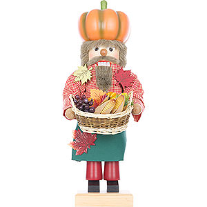 Nutcrackers Misc. Nutcrackers Nutcracker - The Fall - The Four Seasons - 48 cm / 19 inch