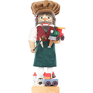 Nutcrackers Professions Nutcracker - Toy Maker - Limited - 44,5 cm / 18 inch