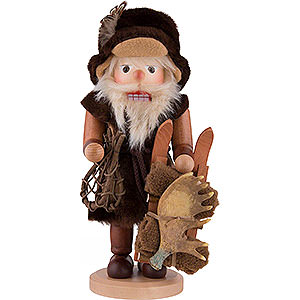 Nutcrackers Professions Nutcracker Trapper Natural - 38 cm / 15 inch