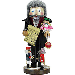 Nutcrackers Famous Persons Nutcracker - Tschaikovsky and his Ballet - 39 cm / 15.4 inch