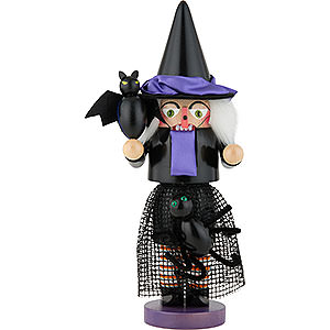 Nutcrackers Famous Persons Nutcracker - Witch - 40 cm / 15.7 inch