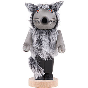 Nutcrackers Animals Nutcracker - Wolf - 30 cm / 11,5 inch