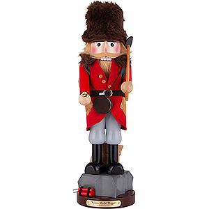 Nutcrackers Misc. Nutcrackers Nutcracker - Yukon Gold Digger - 49 cm / 19.3 inch