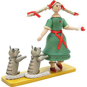 Small Figures & Ornaments Fairytale Figurines Struwwelpeter (Ulbricht) Paulinchen - 8,5 cm / 3 inch