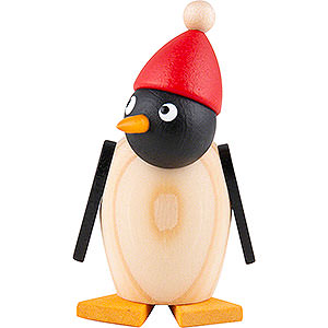 Small Figures & Ornaments Martin Animals Penguin Baby with Cap - 3,5 cm / 1.4 inch