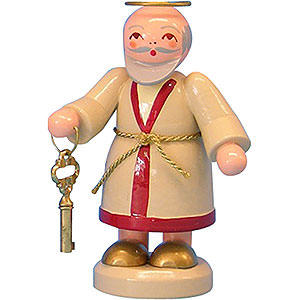 Angels Angels - red wings - small Peter - Standing - 6 cm / 2,3 inch