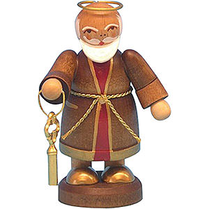 Angels Angels - natural - small Peter - Standing - 6 cm / 2,3 inch