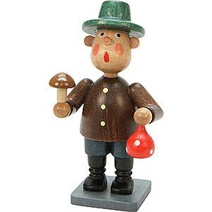 Kleine Figuren & Miniaturen Bengelchen (Ulbricht) Sonstige Bengelchen Pilzsucher - 7,0 cm