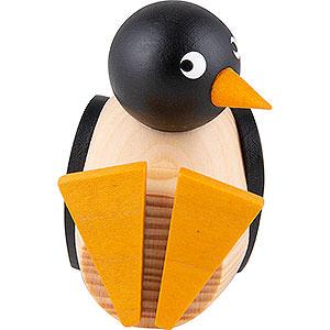 Kleine Figuren & Miniaturen Martin Tierfiguren Pinguinkind sitzend - 4,5 cm