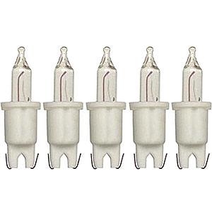 Lichterwelt Ersatzlampen Pisellokerze - 24V/1,2W