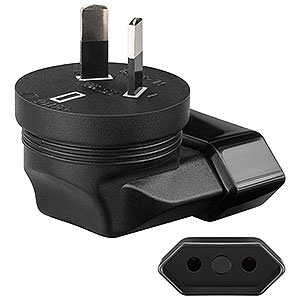 Candle Arches Arches Accessories Plug Adapter for Australia with Euro Jack