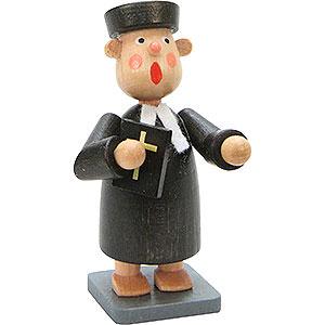 Small Figures & Ornaments Bengelchen (Ulbricht) Misc. Bengelchen Priest - 6,5 cm / 3 inch