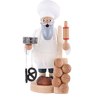 Räuchermänner Berufe Räuchermännchen Bäcker - 21 cm