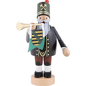 Angebote Räuchermännchen Bergmann mit Trompete - 20 cm