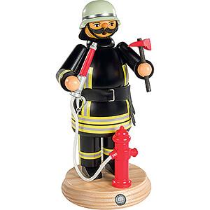 Räuchermänner Berufe Räuchermännchen Feuerwehrmann - 24 cm