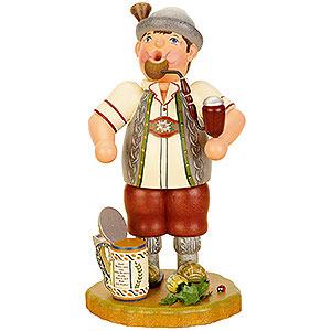 Räuchermänner Hobbies Räuchermännchen Freibier - 21 cm