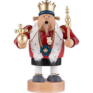 Räuchermänner Sonstige Figuren Räuchermännchen König - 20 cm