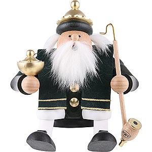Räuchermänner Sonstige Figuren Räuchermännchen König Balthasar - Kantenhocker - 17 cm