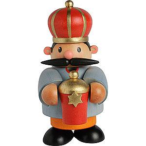 Räuchermänner Sonstige Figuren Räuchermännchen Melchior - 11 cm