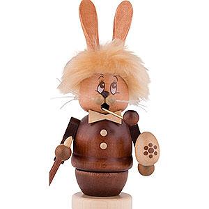 Räuchermänner Tiere Räuchermännchen Miniwichtel Hase - 16,5 cm