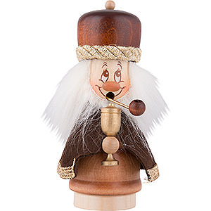 Räuchermänner Sonstige Figuren Räuchermännchen Miniwichtel Melchior - 15,5 cm