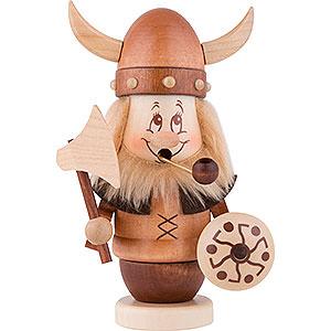 Räuchermänner Sonstige Figuren Räuchermännchen Miniwichtel Wikinger - 14,5 cm