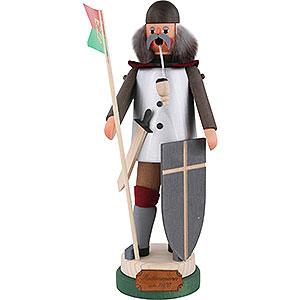 Räuchermänner Sonstige Figuren Räuchermännchen Ritter um das Jahr 1400 - 25 cm