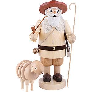 Räuchermänner Berufe Räuchermännchen Schäfer mit Schaf - 34 cm