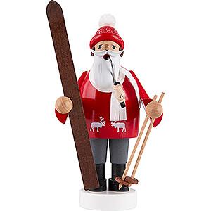 Räuchermänner Hobbies Räuchermännchen Skifahrer - 19 cm