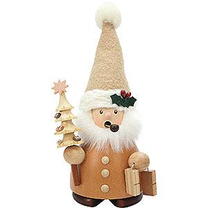 Räuchermänner Weihnachtsmänner Räuchermännchen Weihnachtsmann natur - 19 cm
