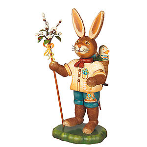Small Figures & Ornaments Animals Rabbits Rabbit Hans - 28 cm / 11 inch