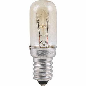 Schwibbögen Schwibbogen-Zubehör Radioröhrenlampe - Sockel E14 - 230V/7W