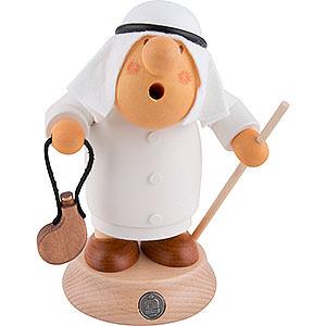 Räuchermänner Sonstige Figuren Räuchermännchen Araber - 16 cm