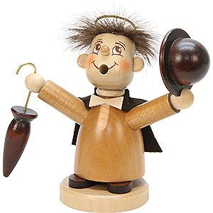 Räuchermänner Sonstige Figuren Räuchermännchen Arthur der Engel - natur - 14 cm