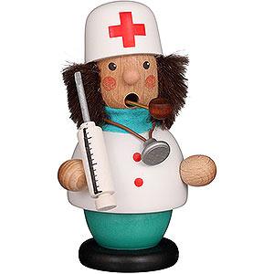 Räuchermänner Berufe Räuchermännchen Arzt - 12 cm