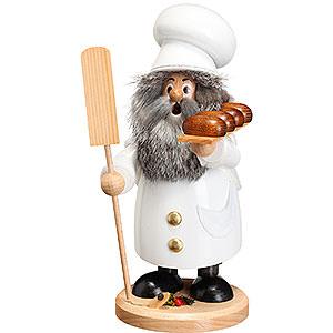 Räuchermänner Berufe Räuchermännchen Bäcker - 22 cm