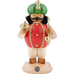 Räuchermänner Sonstige Figuren Räuchermännchen Balthasar - 18 cm