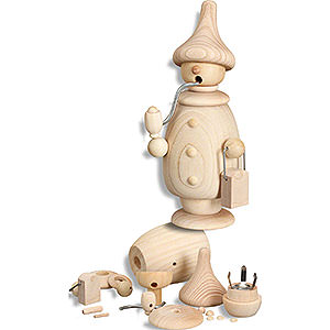 Räuchermänner Sonstige Figuren Räuchermännchen-Bastelset - 17 cm