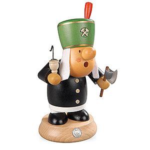 Räuchermänner Berufe Räuchermännchen Bergmann - 16 cm