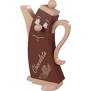 Räuchermänner Sonstige Figuren Räuchermännchen Chocolate - 21 cm