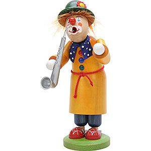 Räuchermänner Berufe Räuchermännchen Clown - 27,5 cm