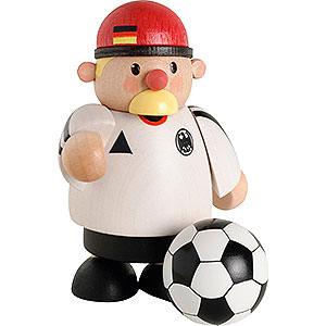 Räuchermänner Berufe Räuchermännchen Deutscher Fußball-Nationalspieler - 10 cm