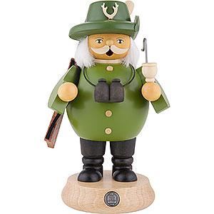 Räuchermänner Berufe Räuchermännchen Förster - grün - 18 cm