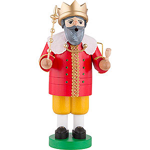 Räuchermänner Sonstige Figuren Räuchermännchen König - 35 cm
