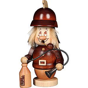 Räuchermänner Berufe Räuchermännchen Miniwichtel Feuerwehrmann - 15,5 cm