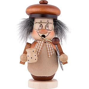 Räuchermänner Sonstige Figuren Räuchermännchen Miniwichtel Opa - 13,5 cm